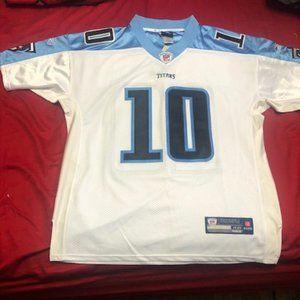 NFL Tennessee Titans Jersey Reebok Equipment